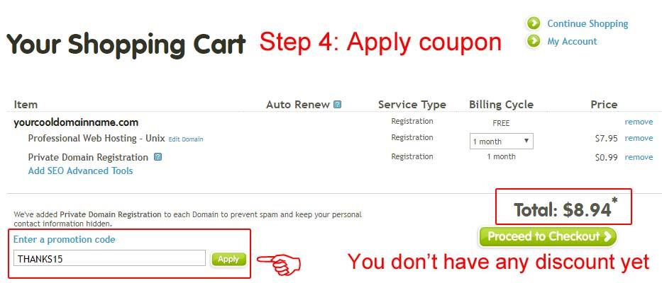Register.com Coupon Codes