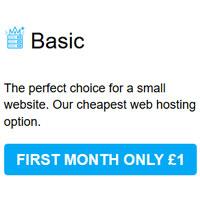 Buy Now Basic Web Hosting Plan At UKHost4u