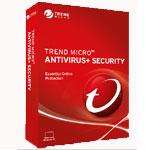TREND MICROTM Antivirus+ Security